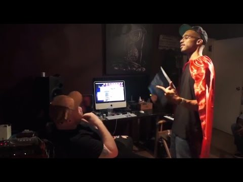 Axel F. (JRocc & MED) - SUPERMAN RMX feat. Pok, Strong Arm Steady (Official Video)