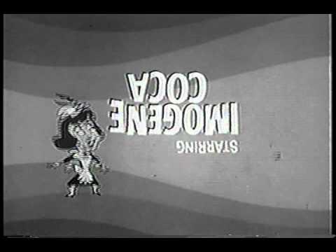 GRINDL opening credits (cartoon open) NBC sitcom