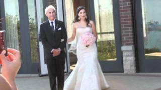 Luis & Amanda wedding a Burlington Golf and Country Club Wedding