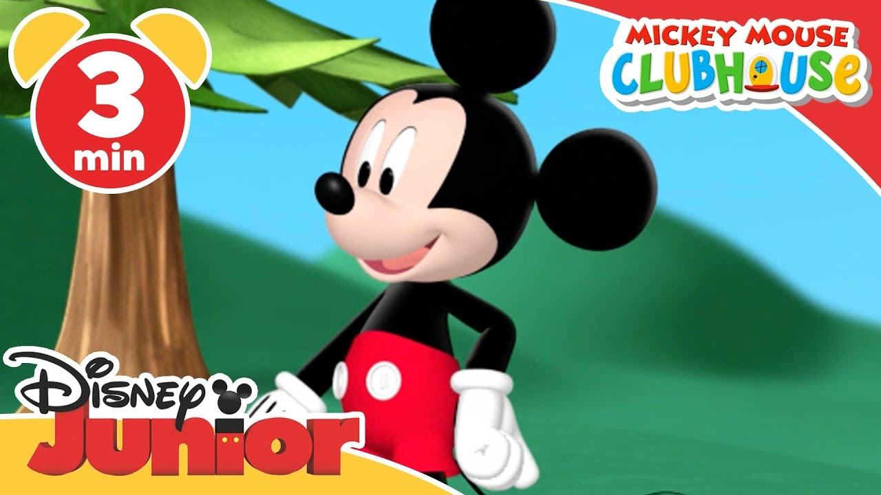 mickey mouse clubhouse hungry chipmunks disney junior uk youtube