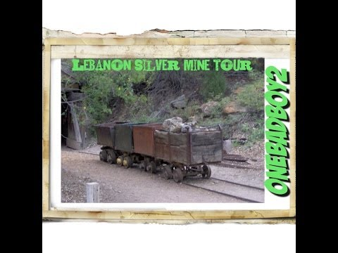 Lebanon Silver Mine Tour