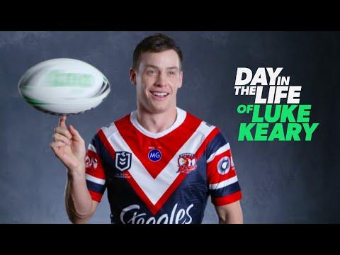 Luke Keary | A Day In The Life | NRL | Kayo