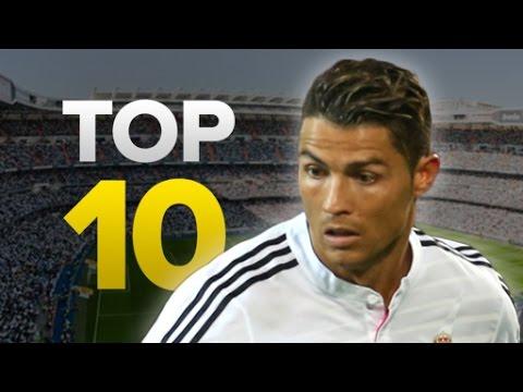 Top 10 Goalscorers 1990-2014 | Cristiano Ronaldo, Zlatan Ibrahimović and more!