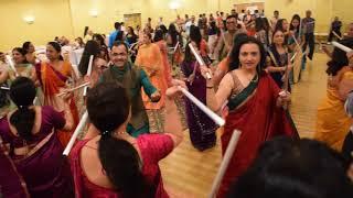 Nar wala USA Dandiya Filmi Dhamal Nar Diwali 2017 USA