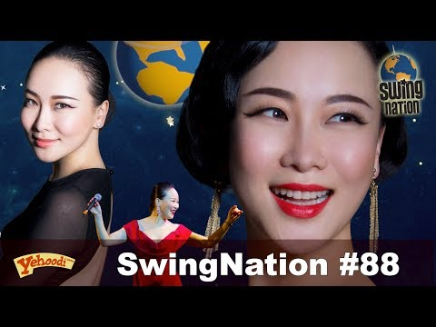 SwingNation SE05: Jasmine Chen - 'Crazy Rich Asians' Jazz Singer Mp3