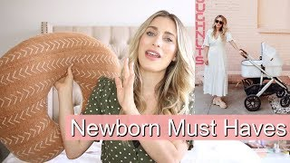 TOP 5 NEWBORN MUST HAVES | Baby Products That Work
