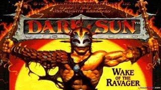 Dungeons & Dragons: Dark Sun series gameplay (PC Game, 1993)