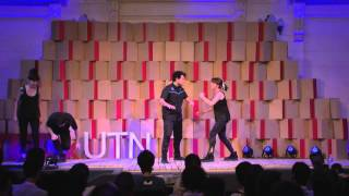 Performance de improvisación | Improcrash | TEDxUTN