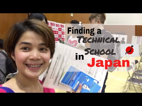 Finding a 専門学校 (Professional Training College) for foreign students in Japan
