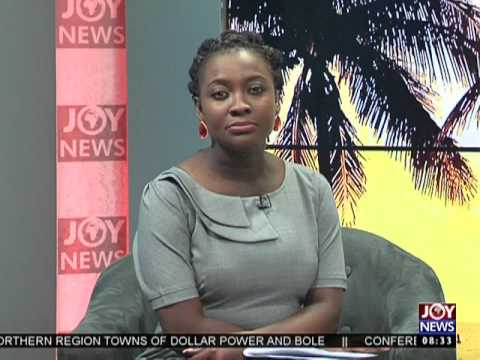 Tender Brides - My Banner on Joy News (14-2-17)