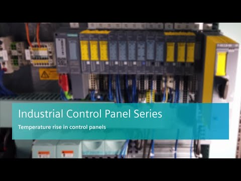 Temperature Rise In Control Panels