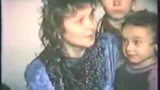 Баку. Январь. 1990 г. Изгнание русских