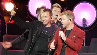 BSB 2018 Cruise ~ Storytellers Concert ~ That's The Way I Like It ~ 05-04-18