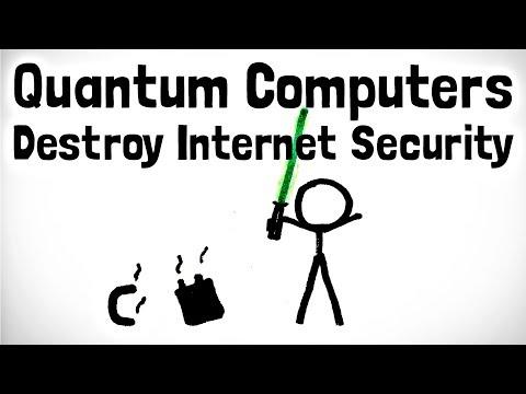 How Quantum Computers Break Encryption   Shor's Algorithm Explained