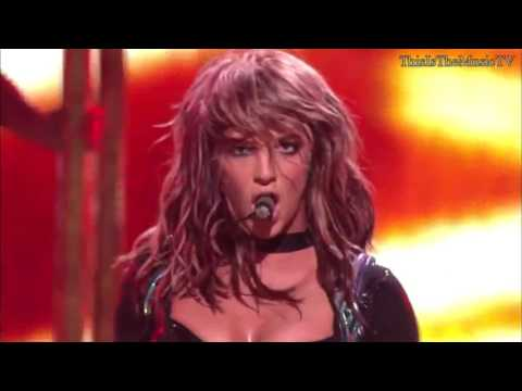 Britney Spears - Boys (The Co-Ed Remix) - Onyx Hotel Tour - HD