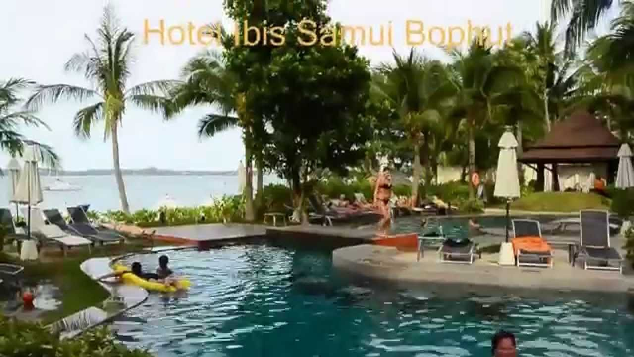 Hotel Ibis Samui Bophut True Beachfront Com Youtube