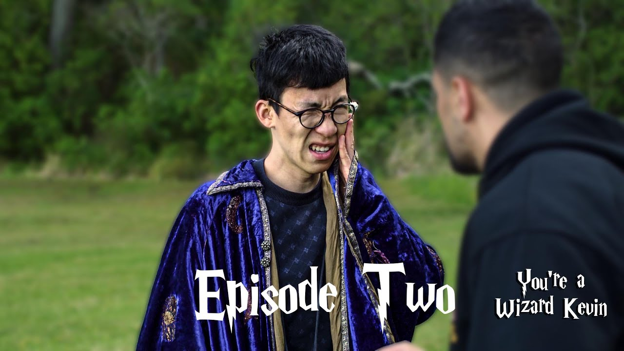 You're A Wizard Kevin HD - Episode 2
