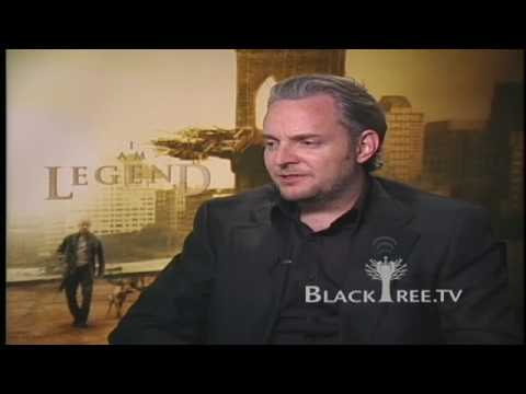 I AM LEGEND - Interview w/ Director Francis Lawrence