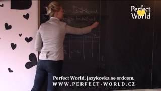 Jak na anglický slovosled? | Perfect World