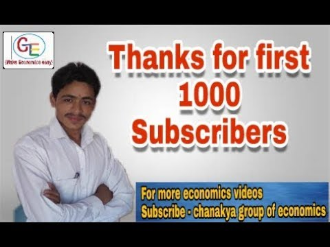 Thanks for your support.. CGE got 1k subscribers - its beginning of new vision