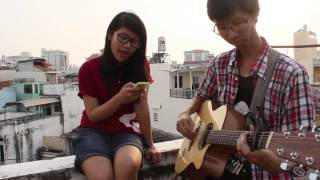 Cô gái Trung Hoa [acoustic version] - Hải Yến ft Hopo