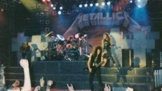 Metallica - Master of Puppets Full Album 86-89 Live