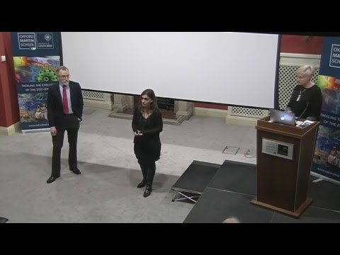 Nanotechnology: the big picture with Dr Eric Drexler and Dr Sonia Trigueros