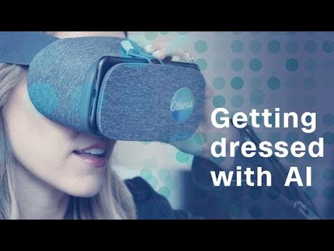 Getting dressed with augmented reality, AI