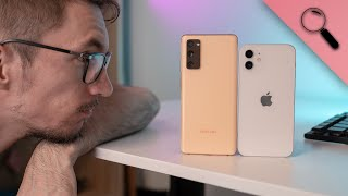 Nagy dilemma! | Galaxy S20 FE vs iPhone 12