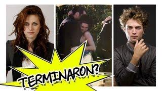 ¡Kristen Stewart Engaño a Rob Pattinson-CONFIRMADO YA