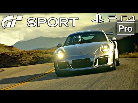 Gran Turismo Sport - 50 MINUTES of Time Trial Gameplay (PS4 PRO) 1080P 60FPS