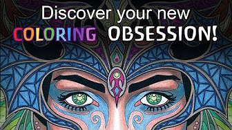 Coloring Secrets By Cristina McAllister