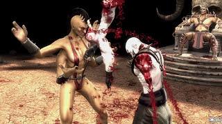 Mortal Kombat Ix Top 5 Funniest Fatalities Pc 60fps 1080p