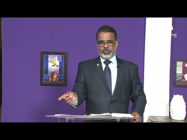 03 Successful Person in Christ | Story of Man affected with Unclean Spirit | Pr. Binoy Chacko