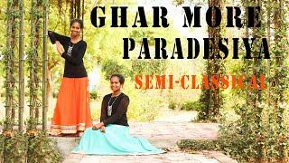 Ghar More Par Desiya   Kalank   Semi Classical   Dance Infinite Choreography