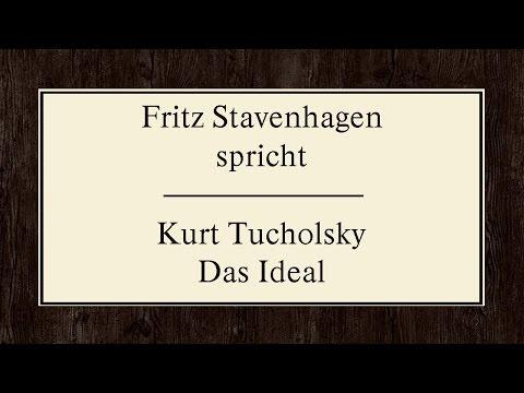 """Kurt Tucholsky """"Das Ideal"""" (1927) II"""