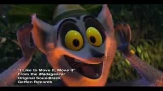 Мадагаскар (Bang gang   I Like To Move It, Move It 2005 Мадагаскар)  Mpeg 4