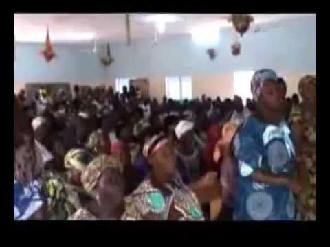 Louer Dieu au Tchad