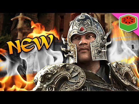 USING *NEW* HERO AGAINST DEVS! | For Honor Marching Fire |