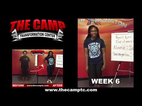 Arlington TX Weight Loss Fitness 6 Week Challenge Results - Iesha M.