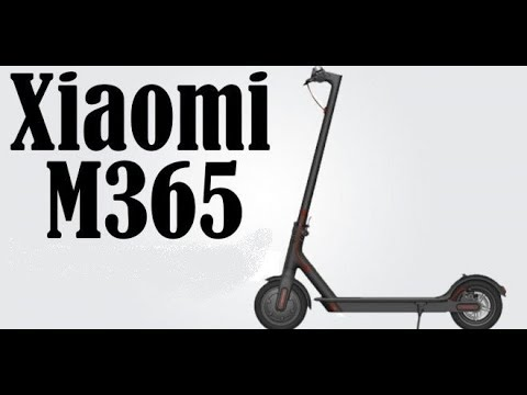 test trottinette xiaomi m365 youtube. Black Bedroom Furniture Sets. Home Design Ideas