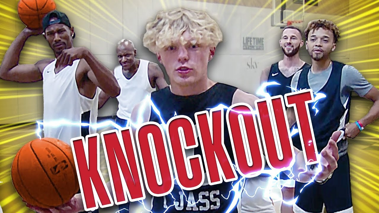 Game of KNOCKOUT!! w/ Tristan Jass, Chris Staples, Da Kid Gowie & More