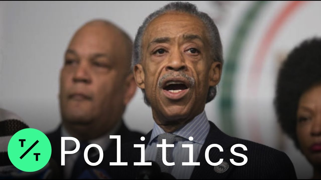 Trump called Al Sharpton a 'con man'. Sharpton said he makes 'trouble for bigots'. A look at their Twitter feud