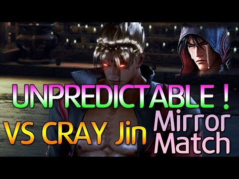 -예측할수없는 승부?!- CRAY (Jin) vs CherryBerryMango Player Match! (