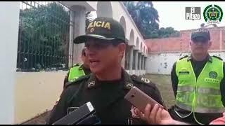 Policía colombiana desmintió ataque a hotel donde se refugian funcionarios venezolanos en Cúcuta