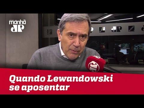 STF será mais honrado quando Lewandowski se aposentar | #MarcoAntonioVilla