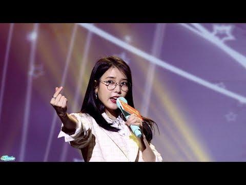 [4K] 190302 아이유 '삐삐 (안경유 Ver.)' 직캠 IU 'BBIBBI' Fancam (가나 팬미팅) By Jinoo