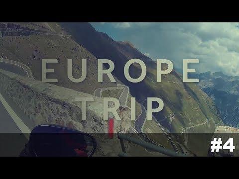 EUROPE TRIP #4 - Flüelen, Liechtenstein, Innsbruck