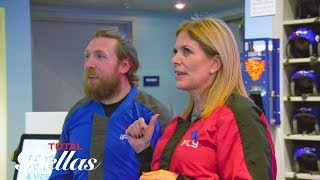 Daniel Bryan and mother-in-law Kathy go indoor skydiving: Total Bellas, July 8, 2018