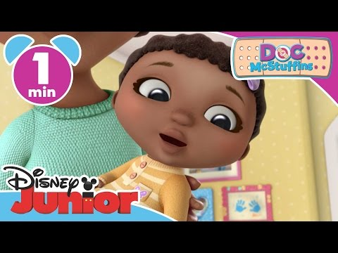 Thumbnail: Doc McStuffins | The New Baby! | Disney Junior UK